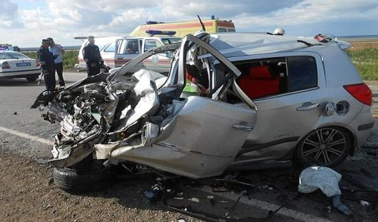 Семья ижевчан погибла в аварии на трассе в Татарстане