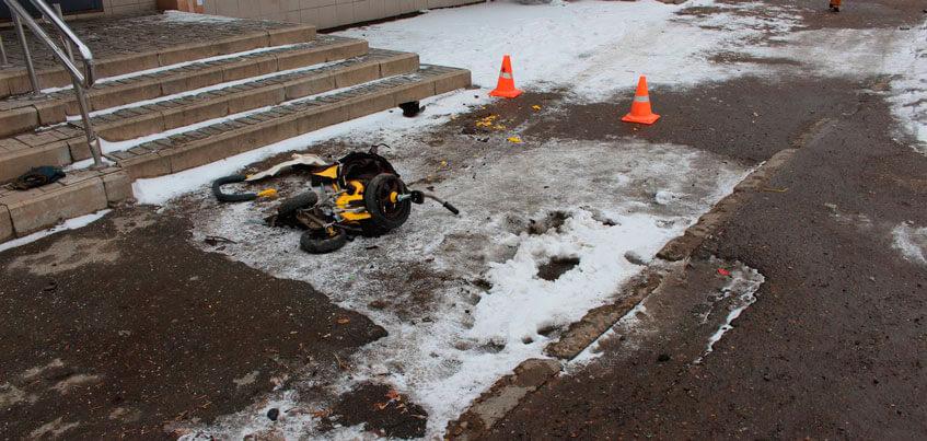 В Ижевске вынесли приговор водителю, сбившему 2-летнего ребенка на Автозаводской