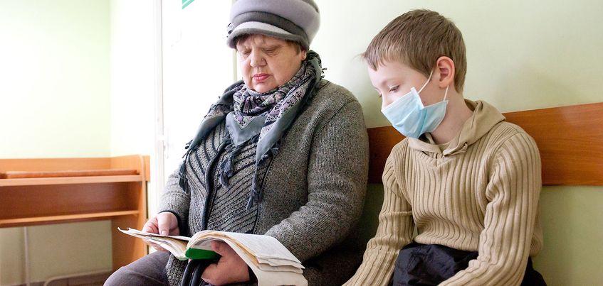 Ижевчане массово болеют ОРВИ и гриппом
