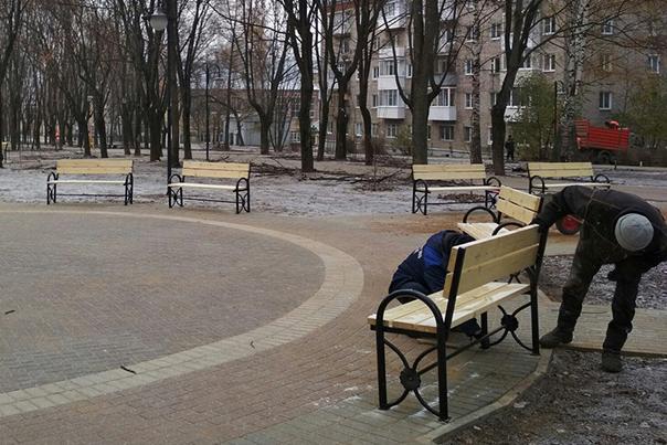 Жители Ижевска смогут выбрать территорию для благоустройства