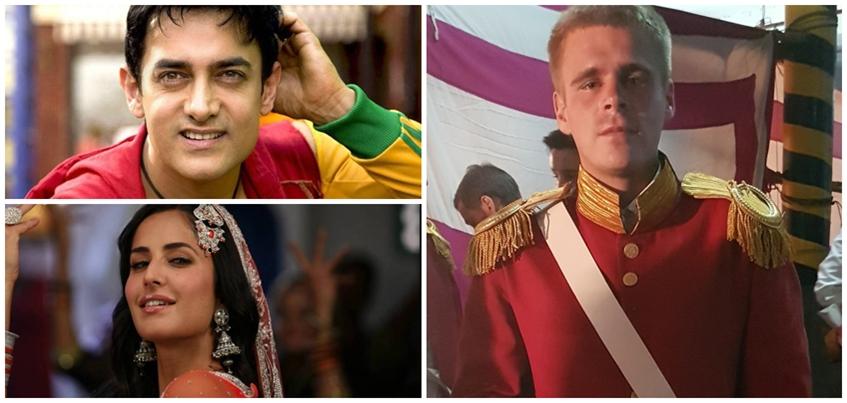 Ижевчанин собирал клубнику в Финляндии, а сейчас играет роль солдата в индийском кино