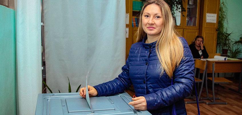 ЦИК Удмуртии прогнозирует явку 64,4%