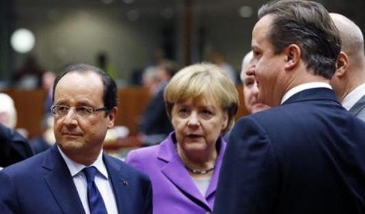 Франция, Германия и Великобритания намерены ввести новые санкции против России