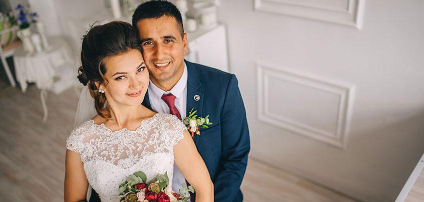 Ижевские молодожены:Вышла замуж за однофамильца