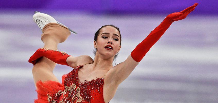 Ижевская спортсменка Алина Загитова принесла России досрочное серебро в командном зачете на Олимпиаде-2018