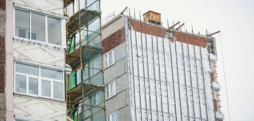 Жильцы 4 и 6 подъездов дома №261 на Удмуртской в Ижевске могут заехать в квартиры до 1 марта