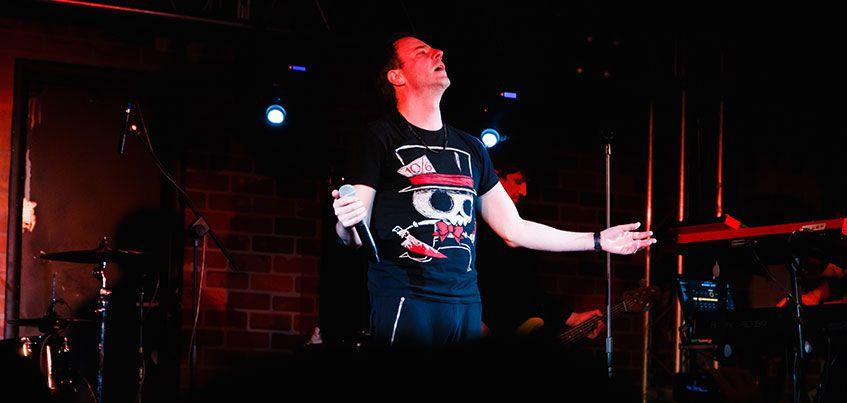 Привет, наш 2007: группа «Animal ДжаZ» дала концерт в Ижевске