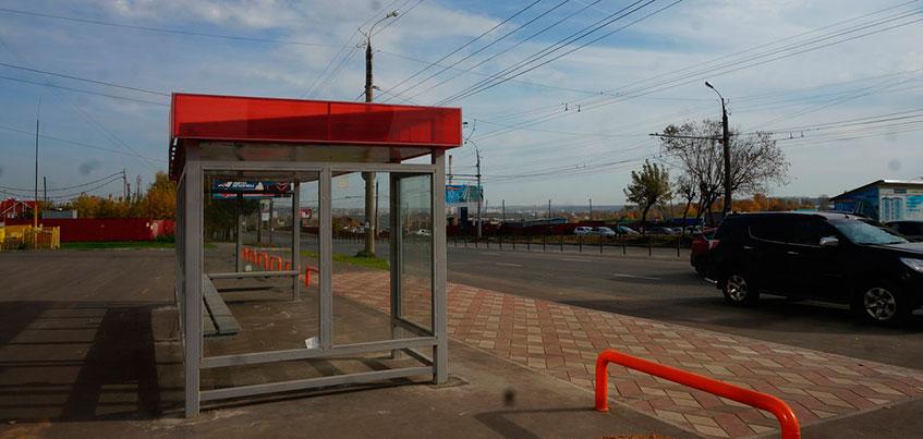 В Ижевске троллейбусы будут останавливаться у ТЦ «Клубный»