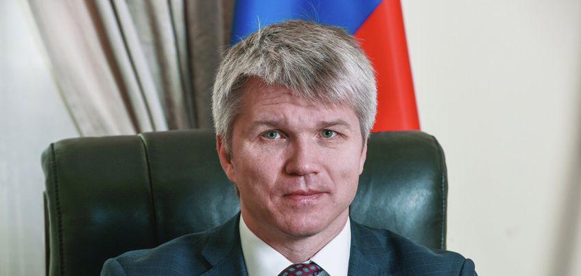 В Удмуртию может приехать министр спорта России Павел Колобков