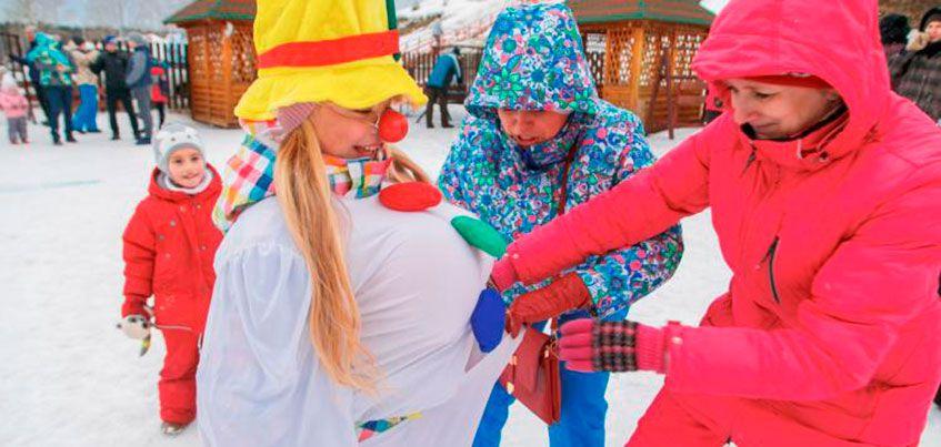 Ижевчане могут отпраздновать Масленицу на курорте «Чекерил»