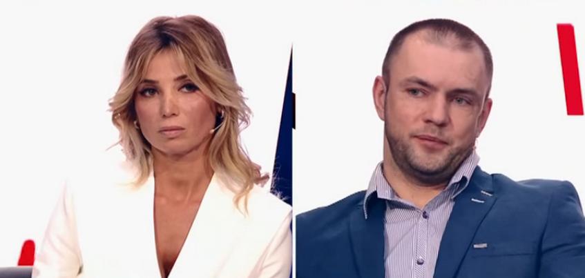 Детектор лжи в эфире Первого канала выявил, что ижевчанка не любит Прохора Шаляпина?