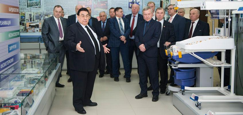 Геннадий Кудрявцев переизбран руководителем промышленно-экономической ассоциации Удмуртии «Развитие»