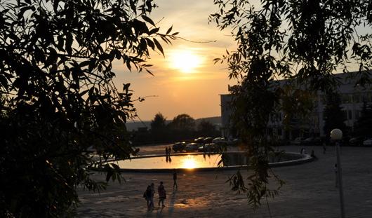 В Ижевске побиты рекорды минимальной ночной температуры