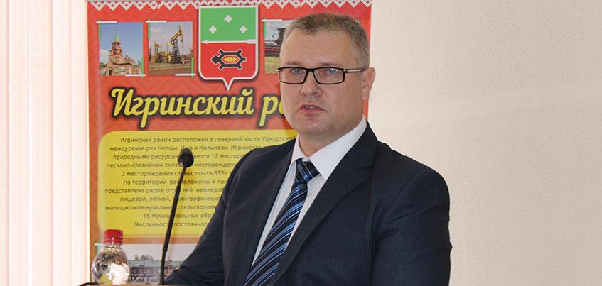 В Удмуртии с помощью комиссии избрали главу Игринского района
