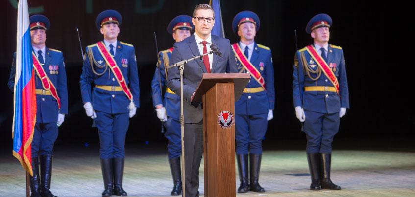 В Ижевске для защитников Отечества прошел праздничный концерт