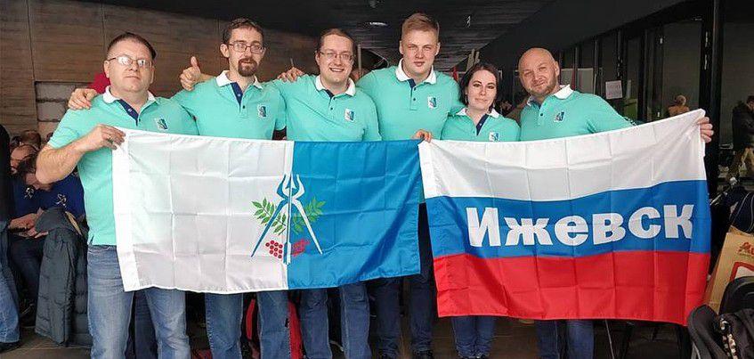 Команда из Ижевска примет участие в игре «Брэйн ринг» на НТВ
