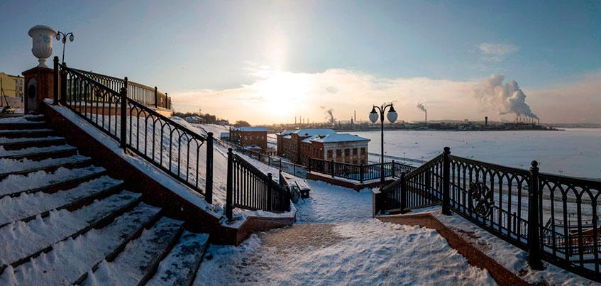 В 2018 году паводок в Ижевске продлится около 45 дней