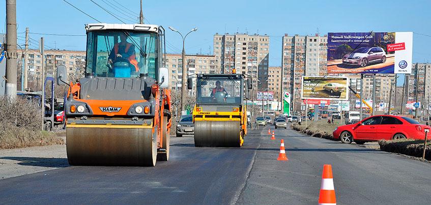 На ремонт дорог Ижевска в 2018 году потратят почти 1 млрд рублей