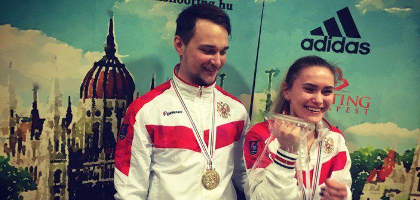Уроженка Удмуртии Дарья Вдовина стала чемпионкой Европы по стрельбе из пневматического оружия