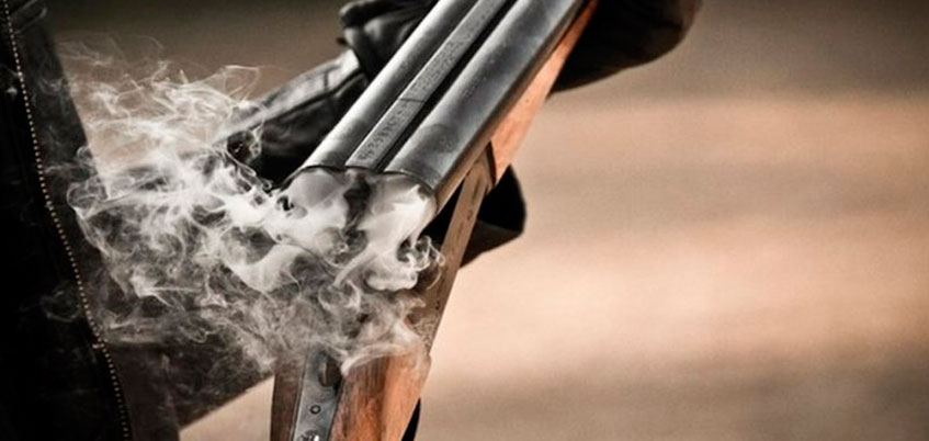 В Удмуртии пьяный мужчина устроил стрельбу в кафе