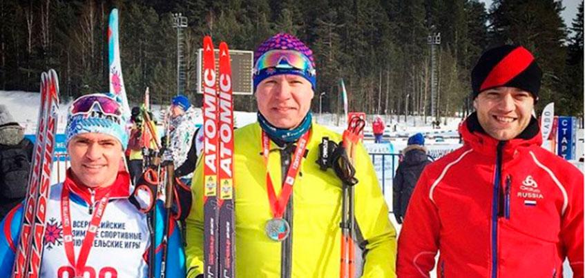 Сооснователь IRONSTAR Владимир Волошин: «Сегодня я воплотил свою мечту и стал биатлонистом»