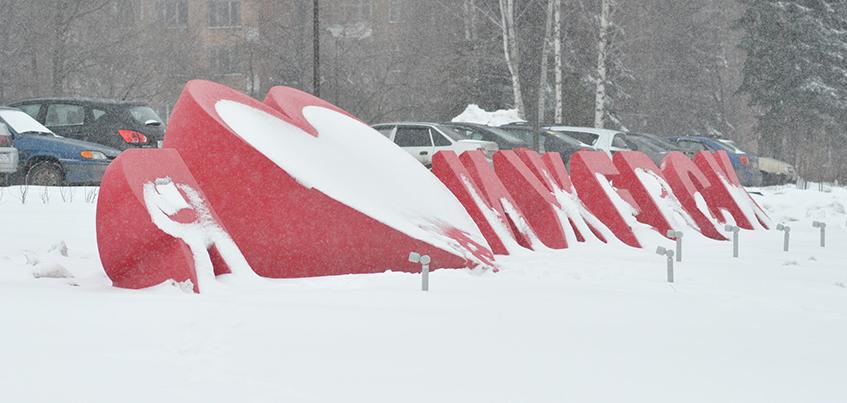 Власти Ижевска привели в полную готовность спецтехнику перед надвигающимся снегопадом