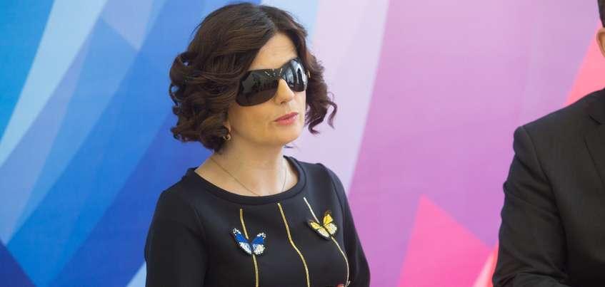 В Удмуртии побывала певица Диана Гурцкая