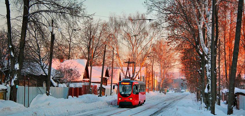 Расписание движения общественного транспорта в Ижевске изменится в праздники