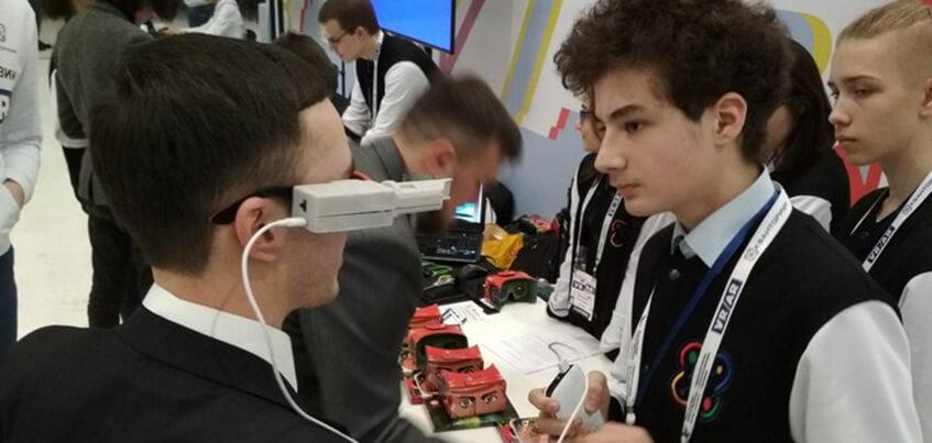 Школьники из Ижевска разработали виртуальное туристическое агентство