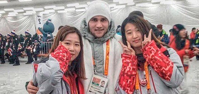 Спортсмен из Удмуртии примет участие в Паралимпийских играх в Пхенчхане