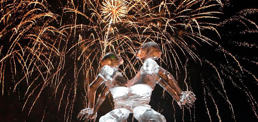 Фестиваль фейерверков «Вальс цветов» в Ижевске: 25 фото с мероприятия