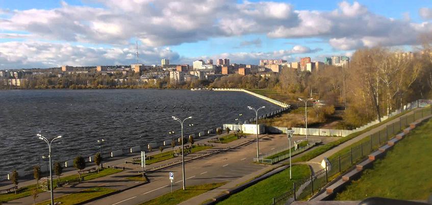 Какие площадки благоустроят в Ижевске с 2018 по 2022 год?