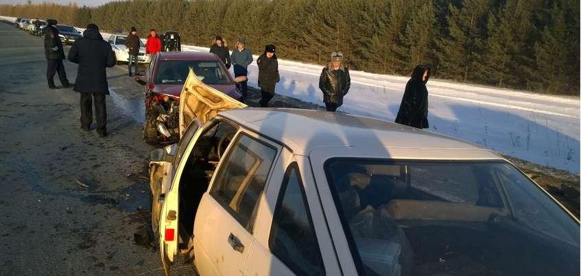 В ДТП в Завьяловском районе Удмуртии погиб 9-месячный ребенок