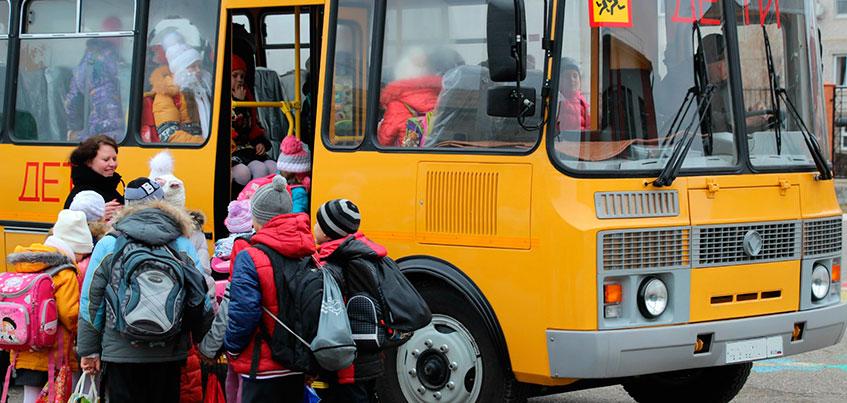 В Удмуртии детей возили в школу на автобусе с неисправными тормозами