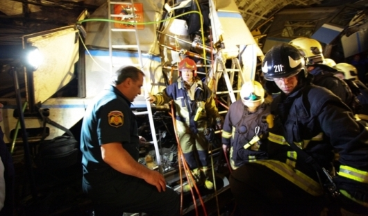 Арестовали четвертого предполагаемого виновника трагедии в московском метро