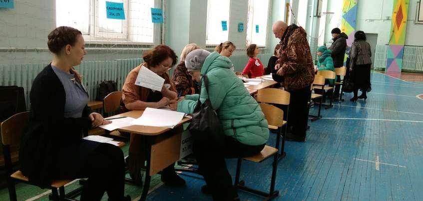 Явка на выборы Президента России в Удмуртии на 18:00 составила 57.71%