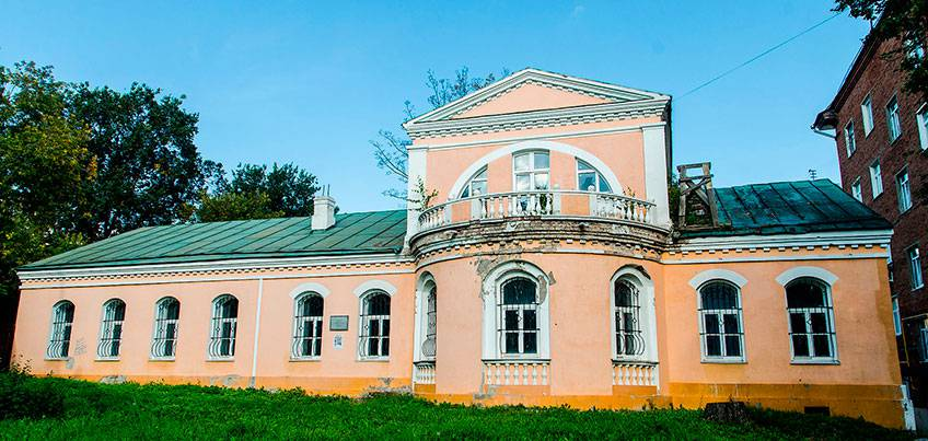 В Ижевскедом Лятушевича стал собственностьюНациональной библиотеки Удмуртии