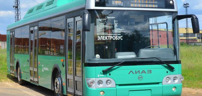 В Ижевске могут появиться электрические автобусы
