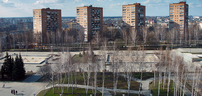 Центральную площадь и зону у ТРК «Столица» благоустроят в Ижевске в 2018 году