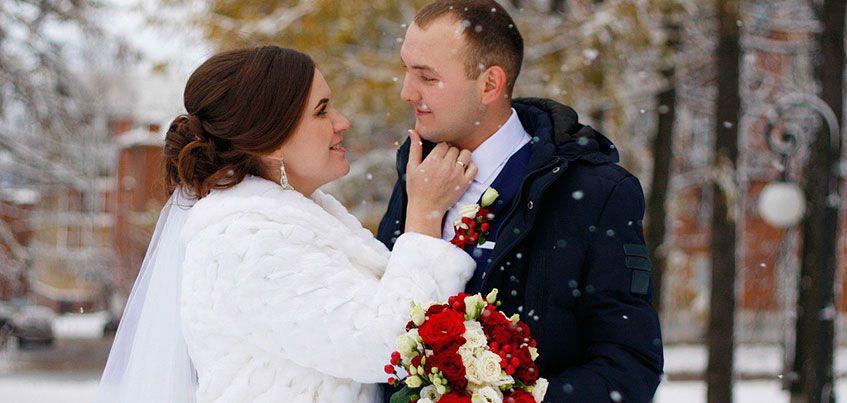 Ижевские молодожены:В день сватовства сломал ключицу