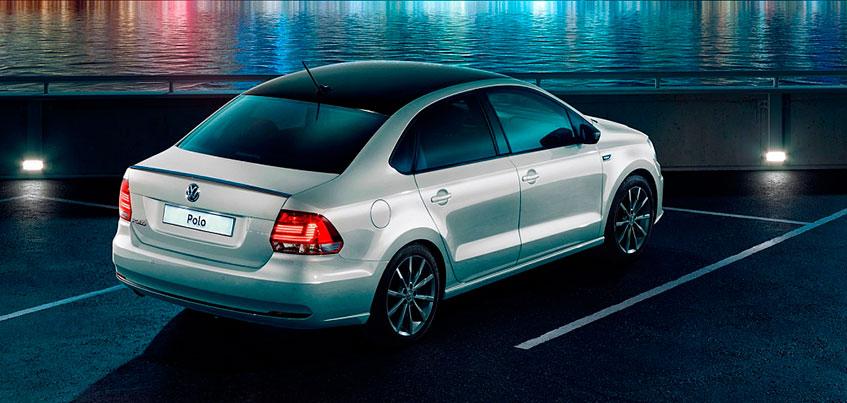 Ижевчанам представили седан Volkswagen Polo в новом исполнении –Drive