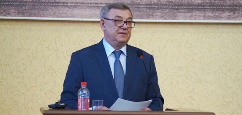 Мэр Ижевска ушел в отпуск