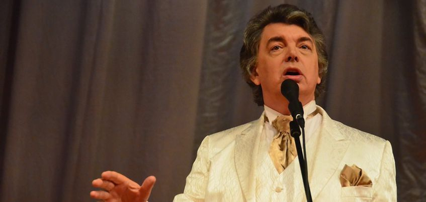 В Ижевске отменили концерт знаменитого певца Сергея Захарова