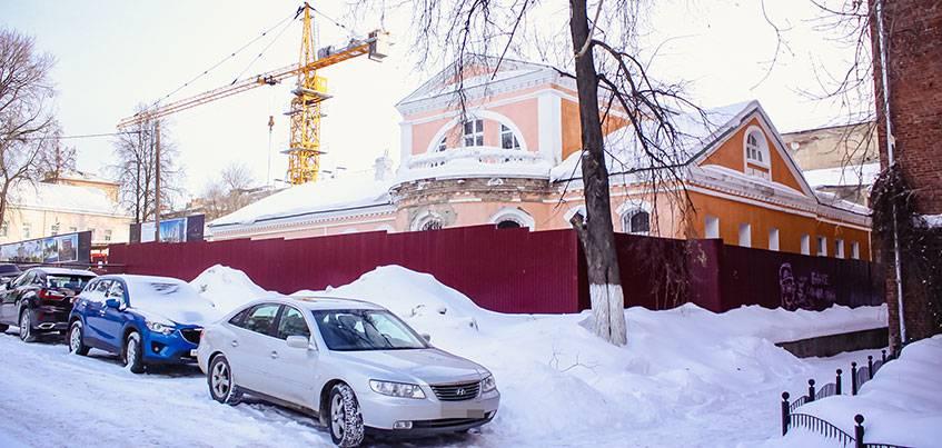 Для чего дом Лятушевича передают Национальной библиотеке Удмуртии?