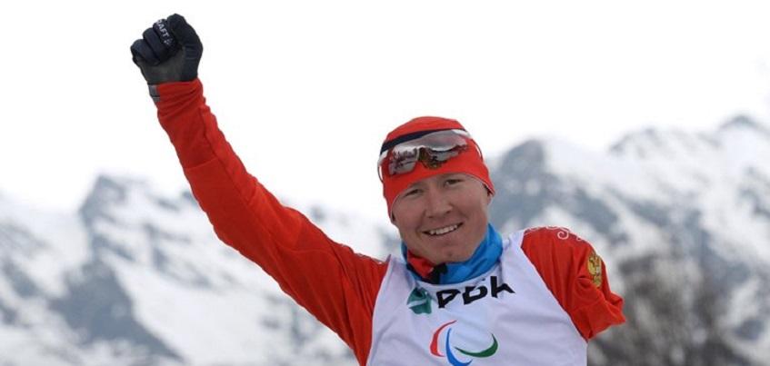 Паралимпиец из Удмуртии взял «золото» на соревнованиях по биатлону
