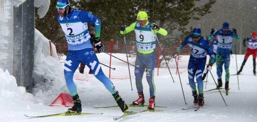 Лыжник из Удмуртии Максим Вылегжанин выиграл «серебро» в скиатлоне на чемпионате России в Сыктывкаре