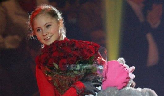 Фигуристка Липницкая просит болельщиков выбрать музыку для её программы