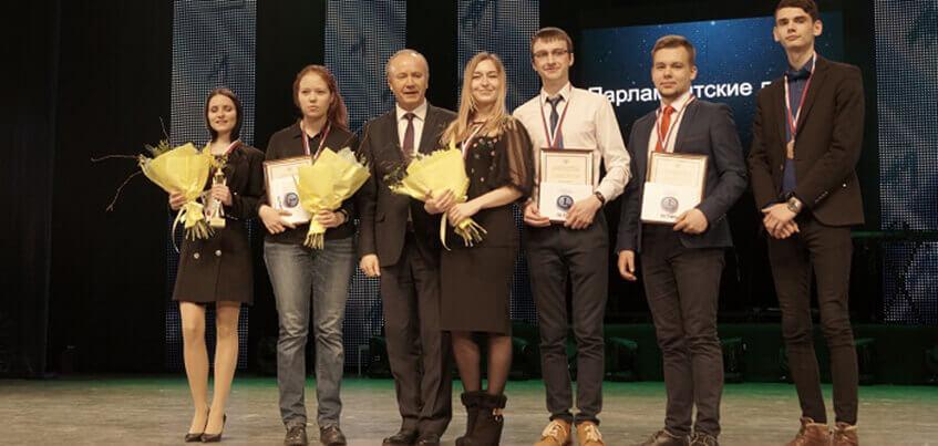 Студенты из Удмуртии стали бронзовыми призерами интеллектуальной олимпиады ПФО