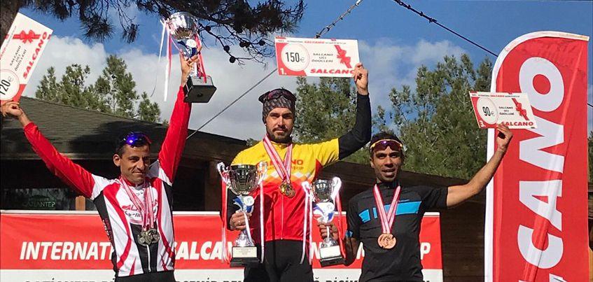 Ижевчанин Тимофей Иванов выиграл Международную многодневную гонку в Турции