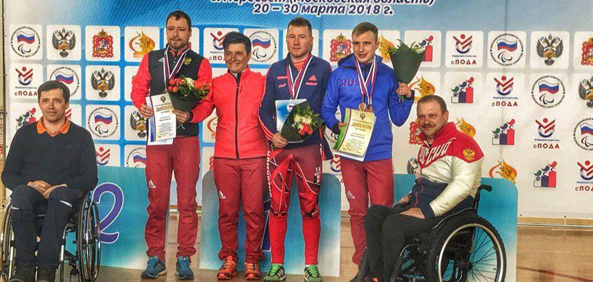Паралимпиец из Удмуртии Влад Лекомцев выиграл «серебро» на Всероссийских соревнованиях в Пересвете